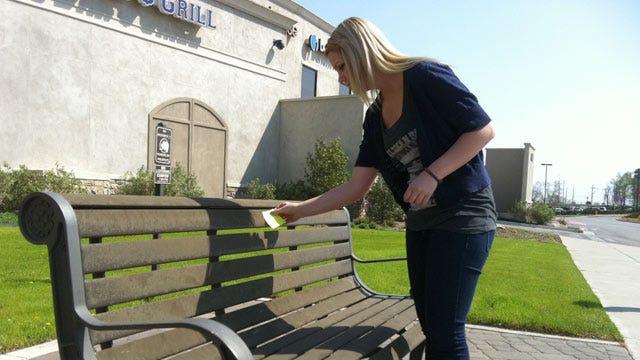 Tulsa Students Practice 'Sticky Inspiration'