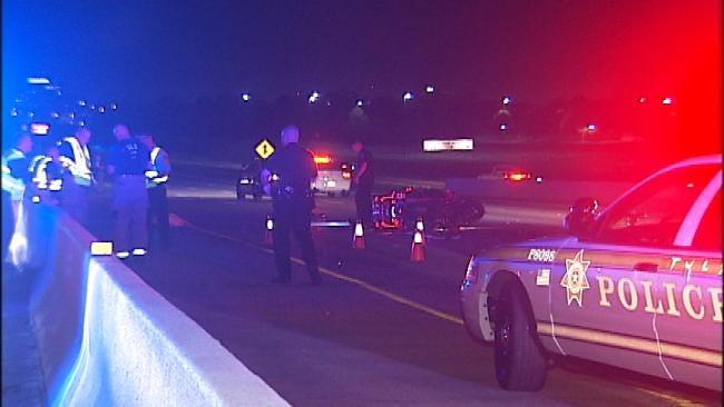 2 Killed In Tulsa Motorcycle Crash On BA Expressway