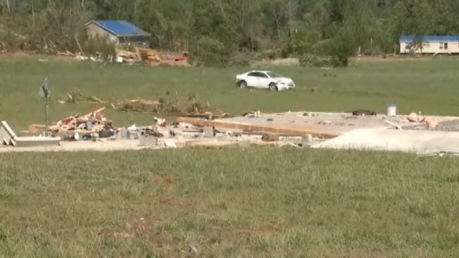 Green Country Family Reaches Out To Rural Alabama Tornado Victims