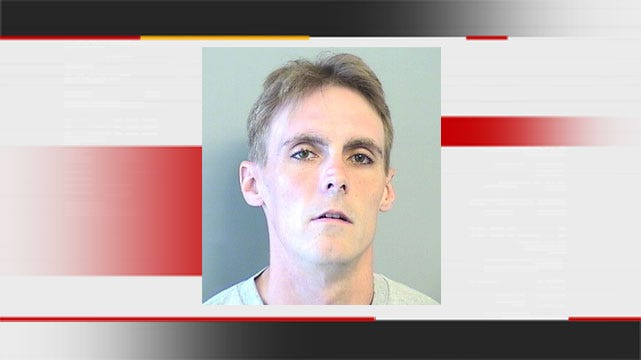 Mannford Man Back In Jail On 2008 Indecent Exposure Charge