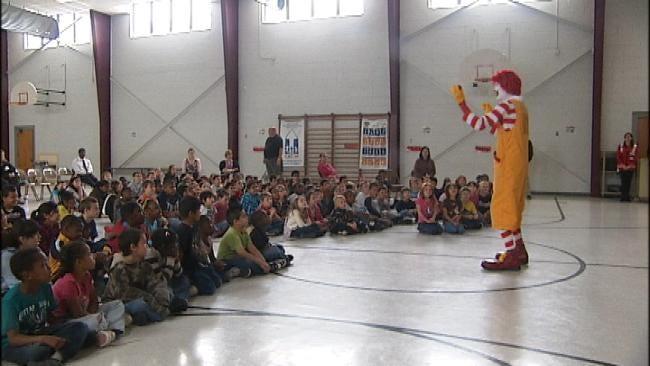 News On 6, McDonalds Partner For 'McReady Month'