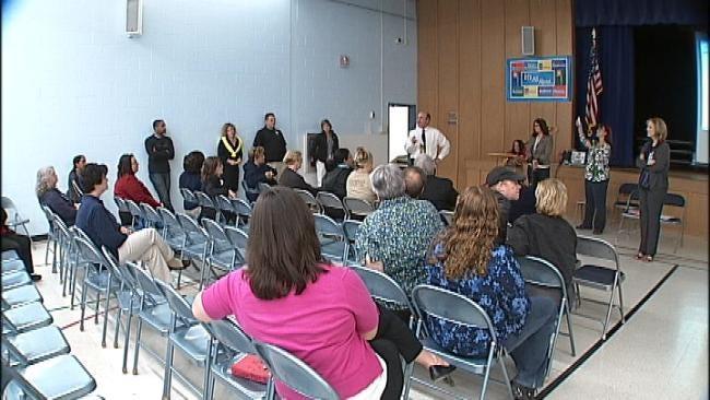 Tulsa Parents Fight To Keep Elementary School Open