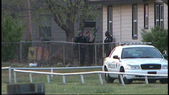 Witness In Sweeney Murder-For-Hire Case Dead After Holding Girl Hostage In Tulsa