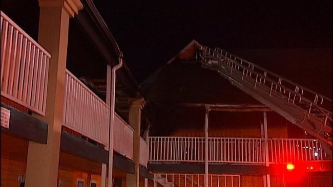 Meth Lab Blamed For Tulsa Hotel Fire