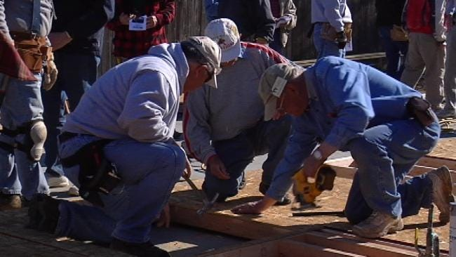 'Miracle Workers' Build Homes, Hope For Oklahomans In Need