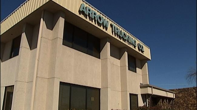 Property Once Home To Tulsa's Arrow Trucking Auctioned Off