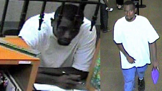 Tulsa Bank Robbery Suspect, Woman Wanted In Texas Murder
