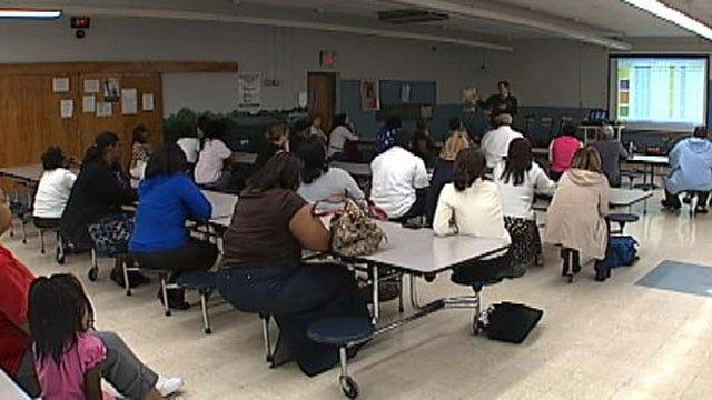 Tulsa Neighborhood Rallies To Save Elementary School