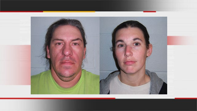 Dewey Couple Arrested For Raising Children In Filthy House