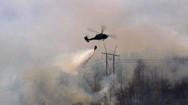 Firefighters, Neighbors Help Save Family's Home Near Mannford