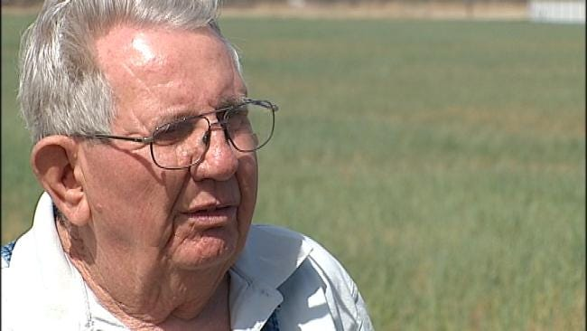 Oklahoma Farmers Struggle Through Extreme Drought