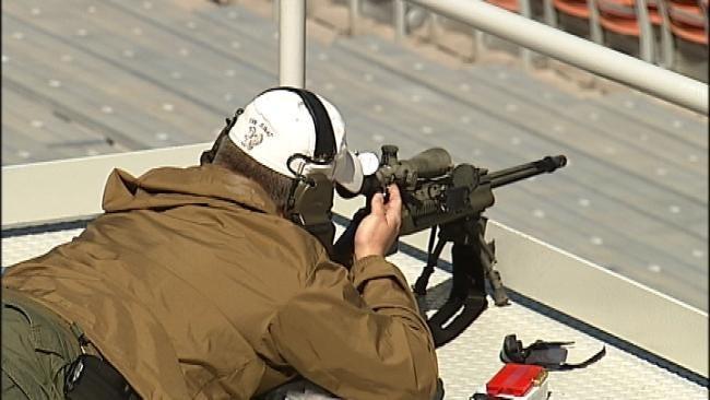 OSU Debuts New Tool Aimed At Preventing Terrorist Attacks At Major Events