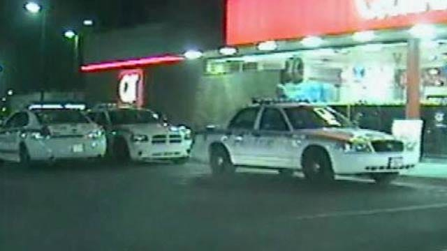 Robber Strikes East Tulsa QuikTrip Store Early Wednesday
