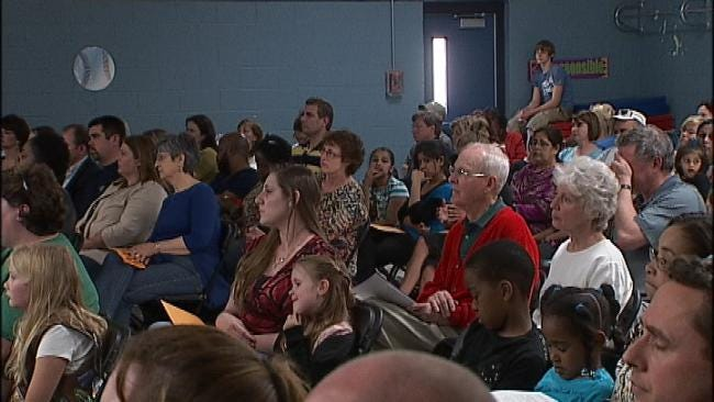 Tulsa Elementary Parents Unite Against Possible School Closing