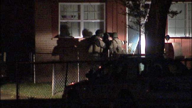 Tulsa Police Release 911 Call From Neighbor About Monday Hostage Standoff
