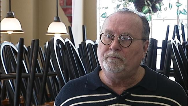 Broken Arrow Man Seeing Red Over Lack Of Green From Insurance Company