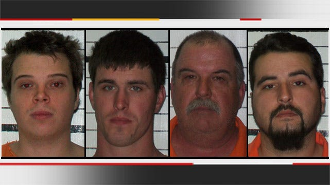 Four Muskogee College Employees Arrested On Marijuana Charges