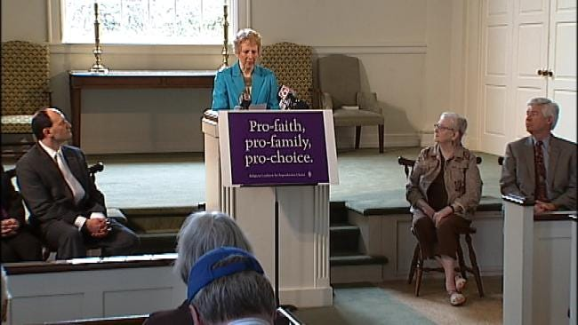 Group Wants Reproductive Decisions Left To Women, Not Oklahoma Lawmakers