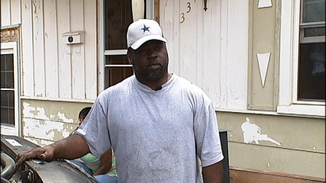 Neighbor Opens Fire On Tulsa Man Trying To Protect His Family