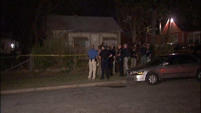 Victim Identified In Tulsa's 15th Homicide Of 2011, Suspect In Custody