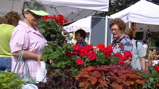 Green Thumbs Find Everything They Need At 'SpringFest Garden Market'