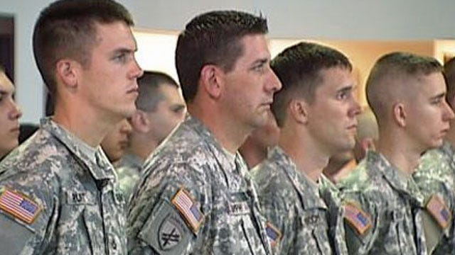 Oklahoma Serviceman: Government Shutdown Already Impacting Pay