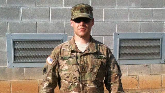 Broken Arrow Soldier Describes Afghanistan Ceremony For Fallen Soldiers