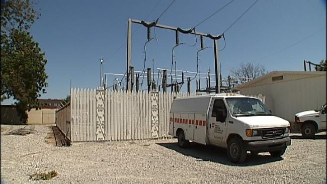 Copper Thieves Increasingly Target Tulsa Power Substations