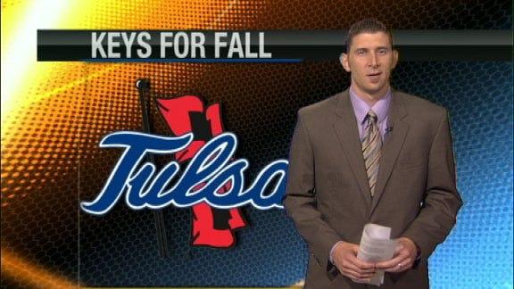 Tulsa Football's Keys For Fall