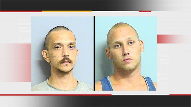 Tulsa Police Arrest Two After Attempted Neighborhood Break-Ins