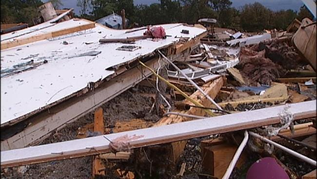 Great-Grandmother Killed In Mayes County Tornado