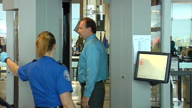 New Tulsa Airport Scanner Protects Passenger Anonymity, Safety