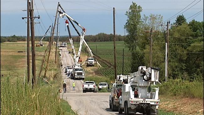 Power Restored To Broken Arrow's Water Plant