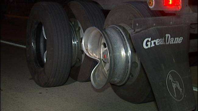Tulsa Highway Head-On Crash Sends One To Hospital