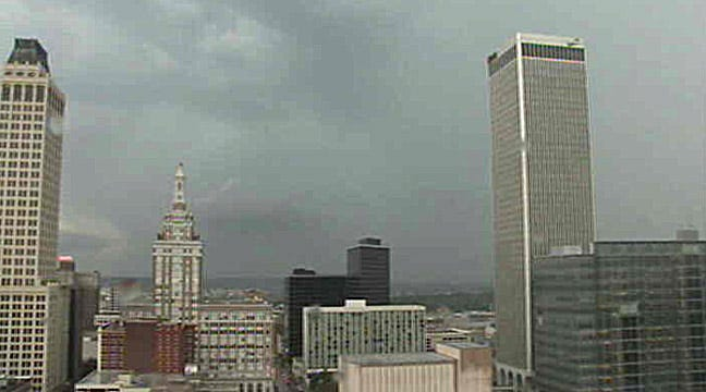 More Rain Moves Across Eastern Oklahoma