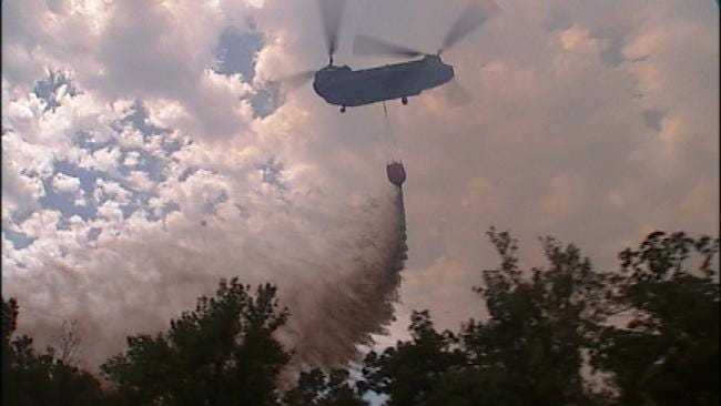 Terlton Man Found Dead Among Wildfire Ruins