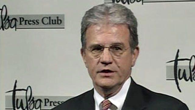 Oklahoma Senator Tom Coburn Announces Series Of Town Meetings