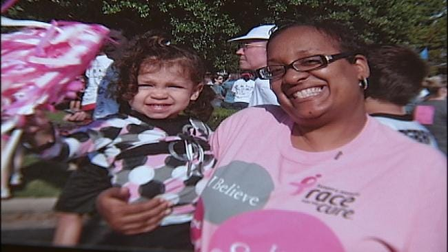 Tulsa Surgical Nurse Becomes Breast Cancer Patient