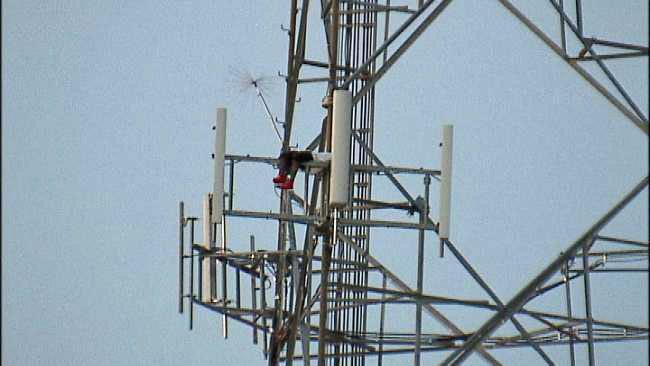Police Downgrade Response As Tulsa Tower Standoff Nears Day 4