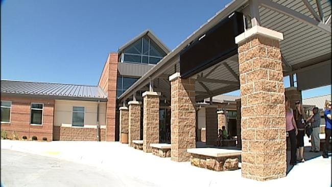 New Green School Set To Welcome Hundreds Of Sapulpa Students