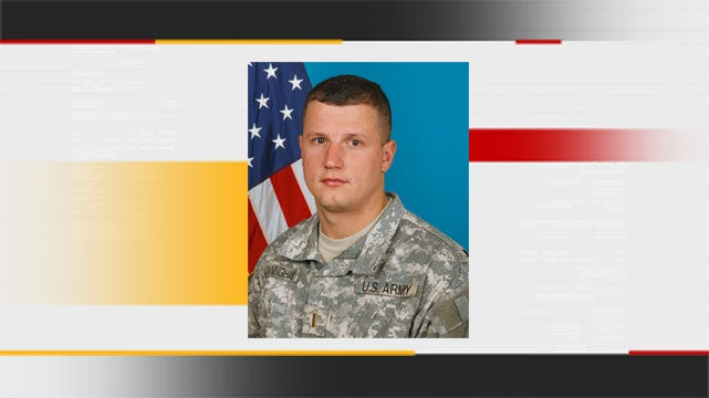 Another Oklahoma Soldier Dies In Afghanistan