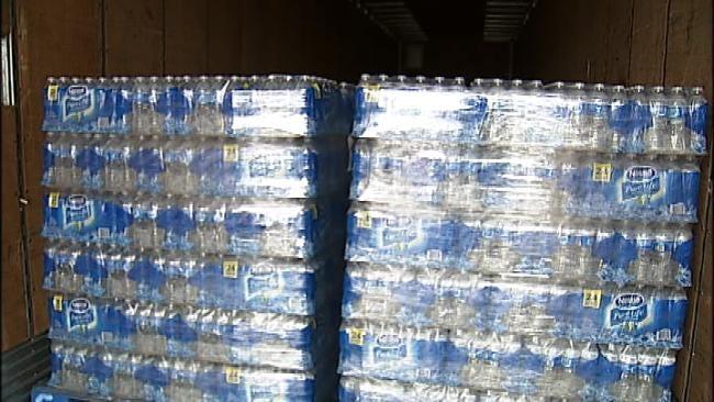 Cherokee Nation Helps Get Water Running In Oaks