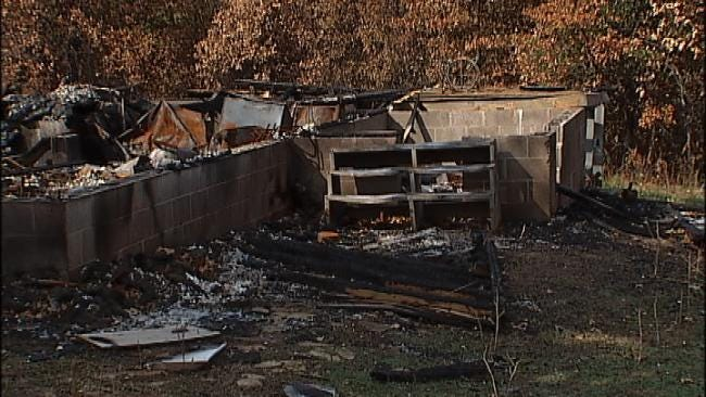 Fire Chiefs Review Response To Pawnee County Wildfire
