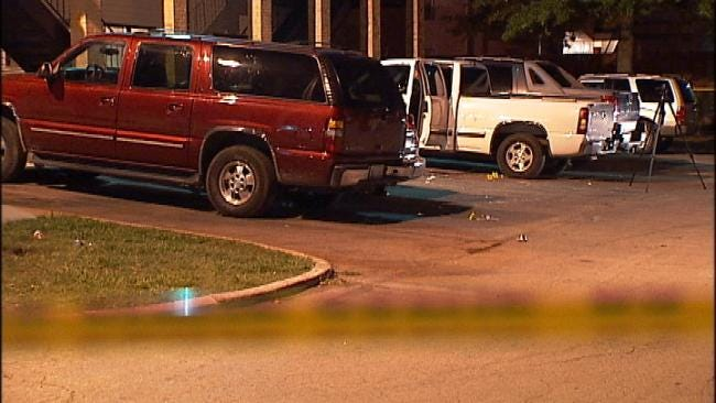 Tulsa Police Look For 'Persons Of Interest' In Overnight Homicide
