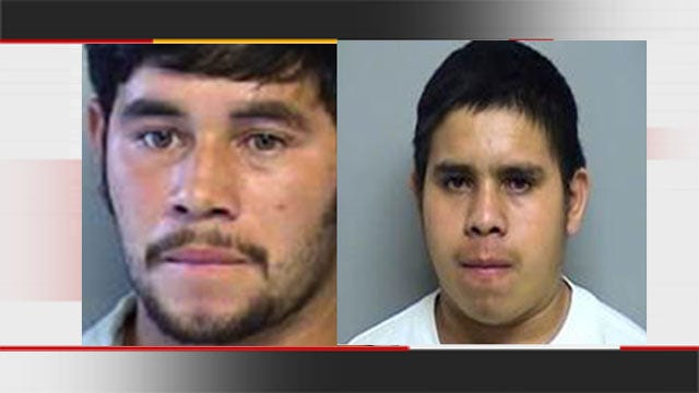 Two Suspects Wanted In Monday Tulsa Homicide Arrested