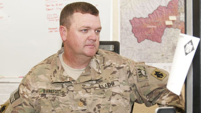Oklahoma Soldier Plays Vital Role For 45th Infantry Brigade Combat Team