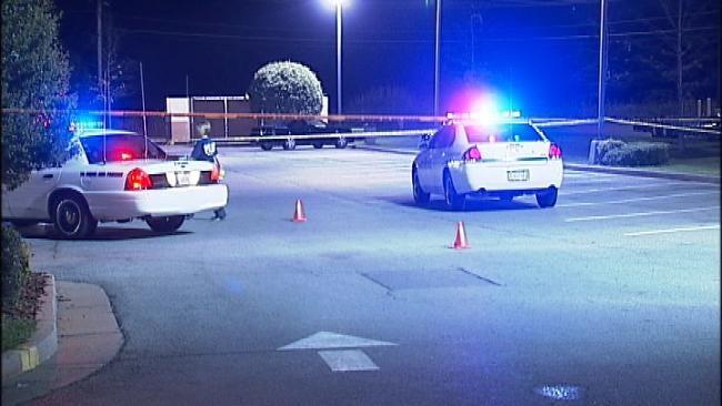 Police Officer Shoots, Kills Coweta Man At Wagoner McDonald's