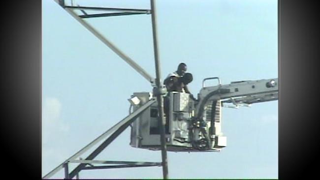 Retired Crisis Negotiator Discusses Tulsa Tower Standoff