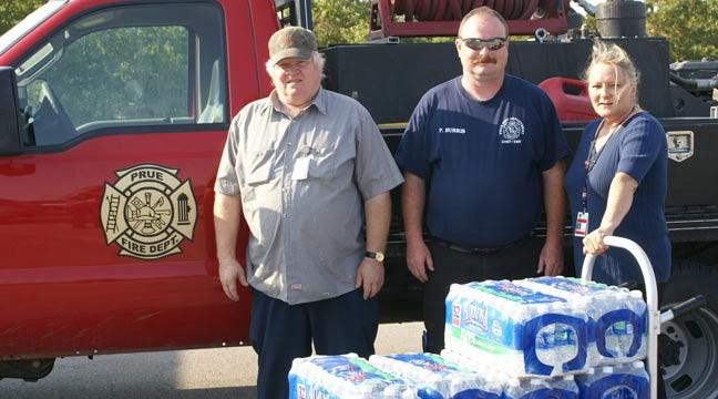 Osage Casinos Help Rural Oklahoma Firefighters Beat The Heat
