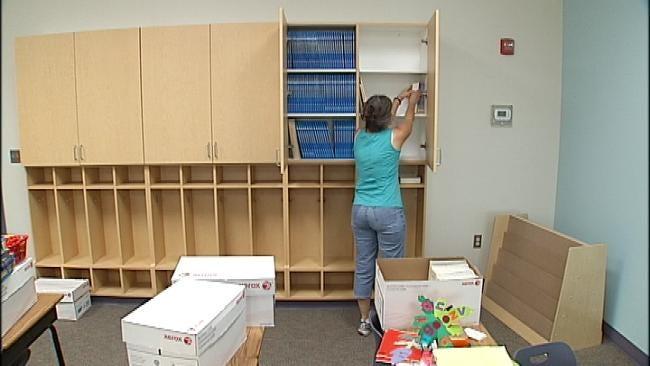 Tulsa Teachers Make Final Preps For New School Year